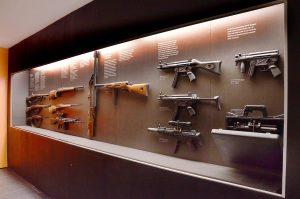 Anlage 10 - Foto Exponate Dienstwaffen