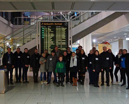 Besichtung Stuttgarter Flughafen