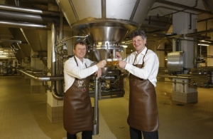 Förderverein besucht Dualen Partner Dinkelacker 5