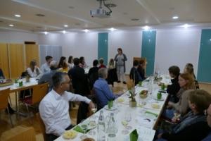Förderverein zu Gast bei Dualem Partner Weingärtner Zentralgenossenschaft (WZG) in Möglingen 5
