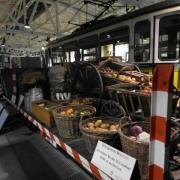 Förderverein zu Gast im Straßenbahnmuseum 10