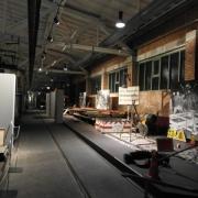 Förderverein zu Gast im Straßenbahnmuseum 2
