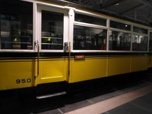 Förderverein zu Gast im Straßenbahnmuseum 4