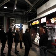 Förderverein zu Gast im Straßenbahnmuseum 5