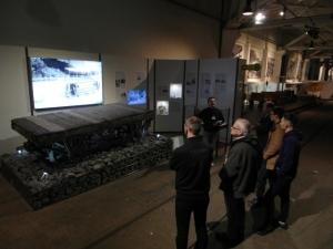 Förderverein zu Gast im Straßenbahnmuseum 7