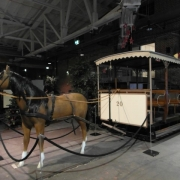 Förderverein zu Gast im Straßenbahnmuseum 8