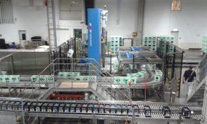 Förderverein zu Gast bei Ensinger Mineralquellen GmbH
