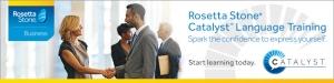 Nutzen Sie das neue Online-Training Rosetta Stone Catalyst